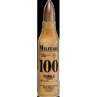 Military vodka Debowa 1,0 l