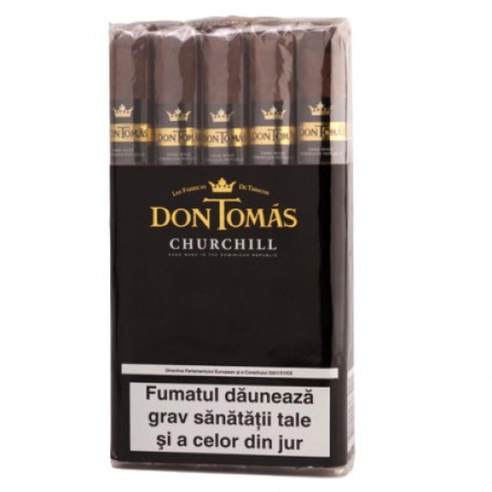 Trabuc 18 cm - Don Tomas Churchill