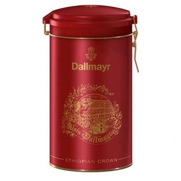 Cafea Dallmayr - Coroana etiopiana putere 5 / 5 - cutie metal 500 g, putere 5 / 5