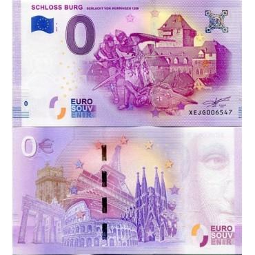 Bancnota 0 euro