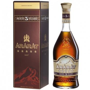 Ararat 5 ani 0,7 l