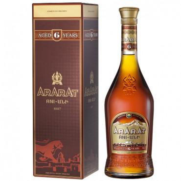 Ararat 6 ani 0,7 l