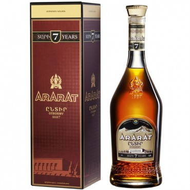 Ararat 7 ani 0,7 l