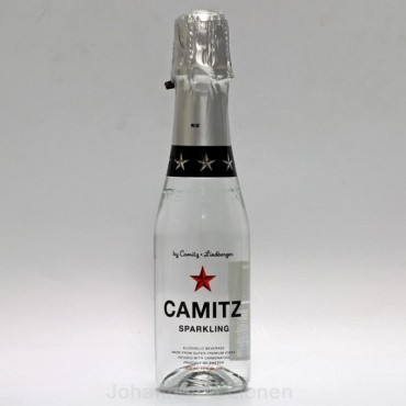 Camitz 0,2 L,  40⁰ - Vodca spumanta